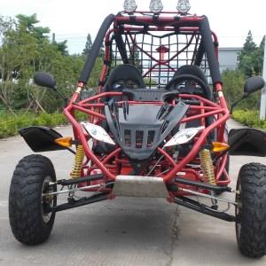 GK-JAGUAR-150-RED/BLACK
