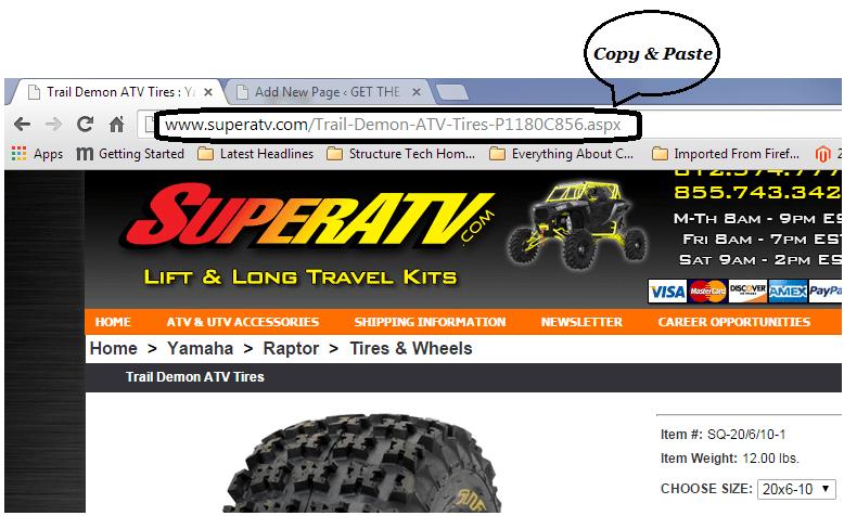 SuperATVPartPage