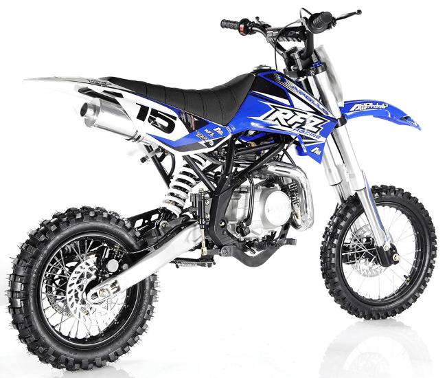 Apollo DB-X15 (125cc) Dirt Bike