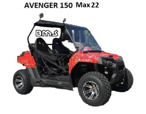 Avenger Max22_Red_Spider