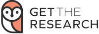 Get The Research owl logo
