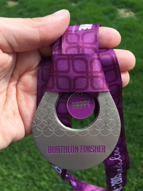 The AWESOME medal!