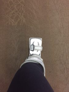 When Things Don't Go As Planned – Posterior Tibial Tendonitis