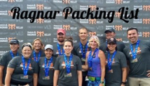 Ragnar Essentials: A Packing List for a Ragnar Relay