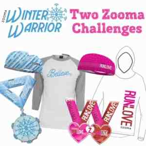 ZOOMA Winter Challenges