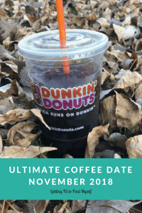 Ultimate Coffee Date - November 2018