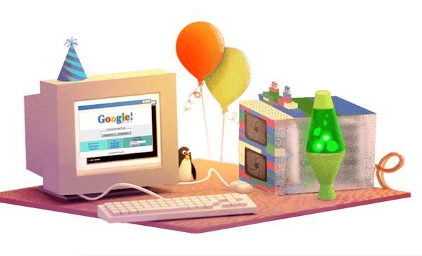 google 17th birthday