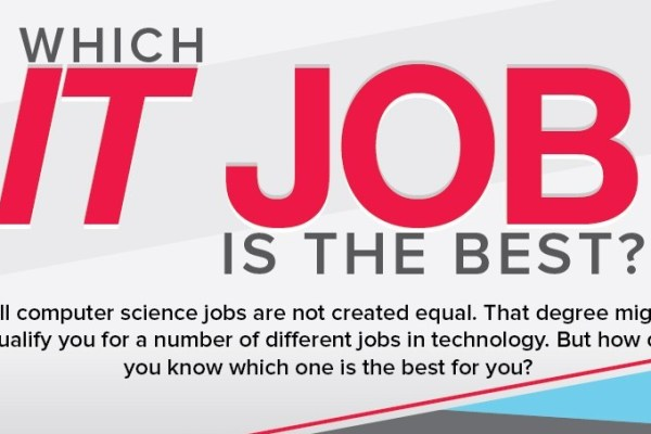 which It job is best for you