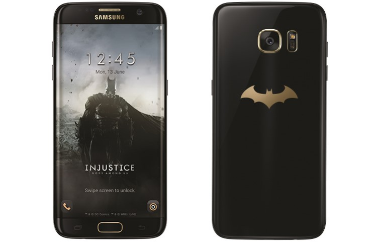 samsung galaxy s7 batman