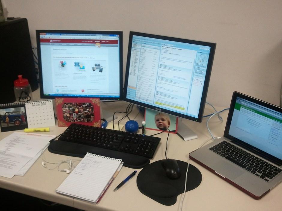 Example of a Professional setup ipad pro