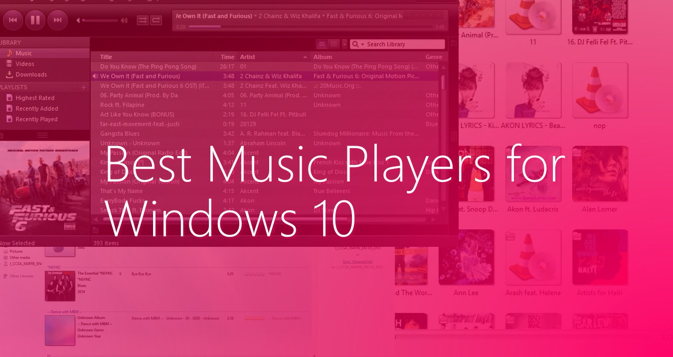 These Are The 6 Best Music Players For Windows 10 in 2018