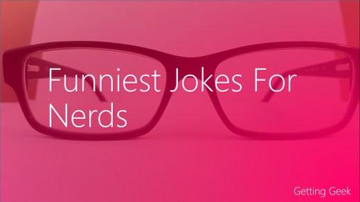 funniest geek jokes