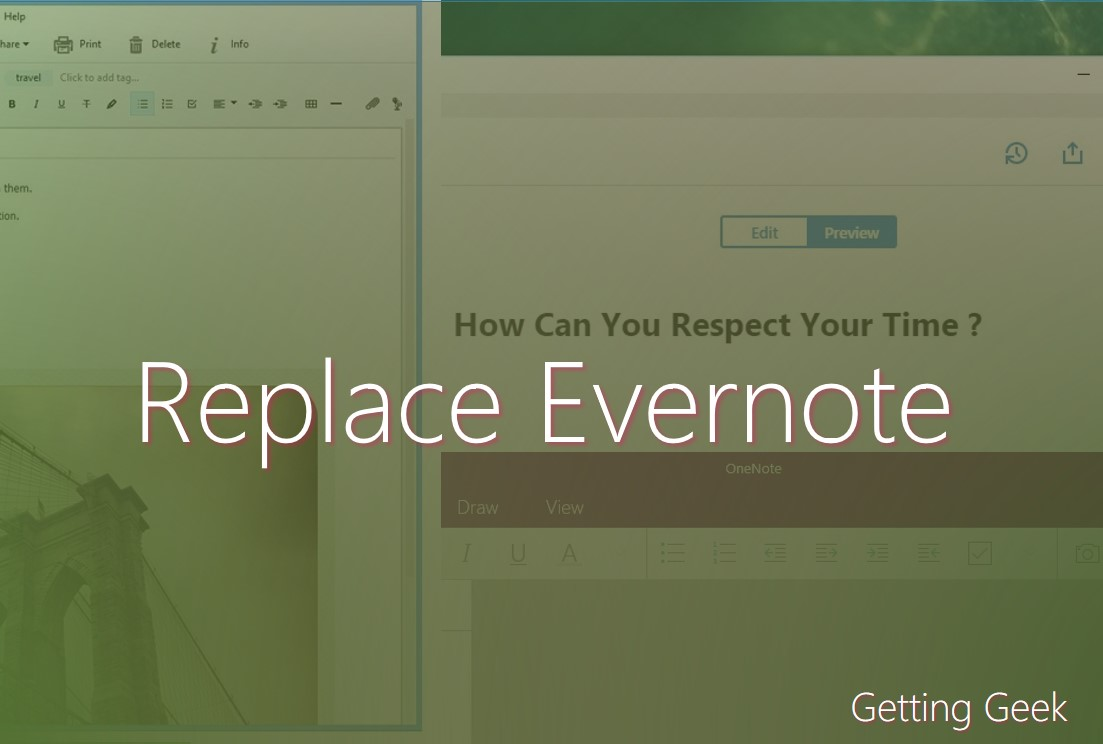 4 Better Evernote Alternatives (and why you may want one)