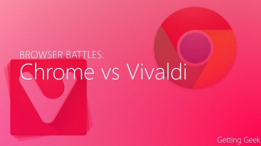 chrome vs vivaldi