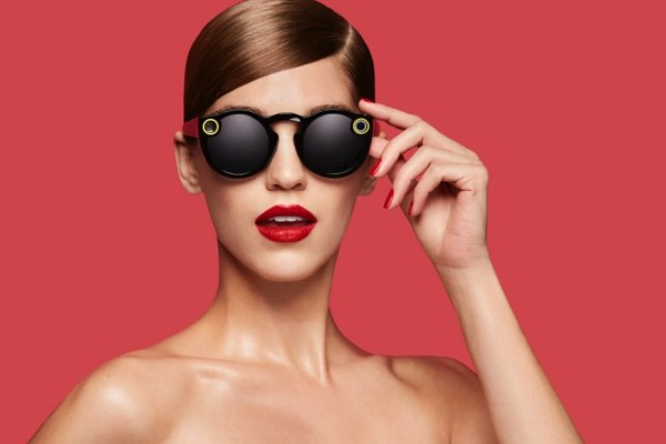 spectacles launched by snapchat