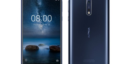 Nokia 8, Credit: Evan Blass