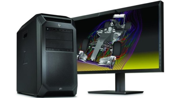 HP Launches Z8 Workstation Desktops With 3TB RAM and 48TB of Storage
