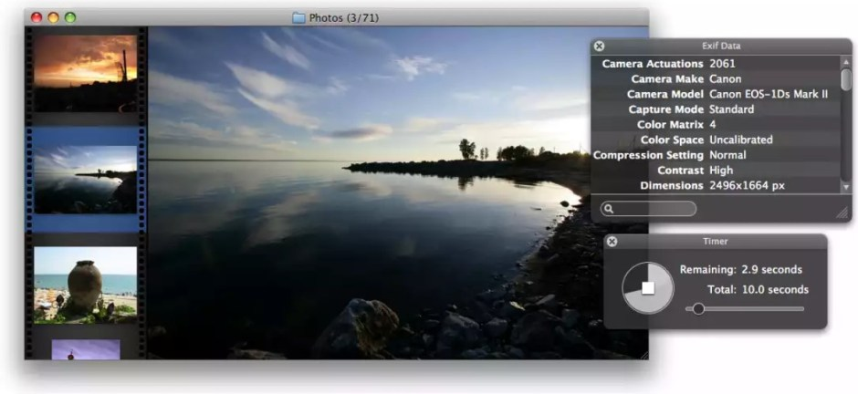 Sequential for Mac is a good image viewing software