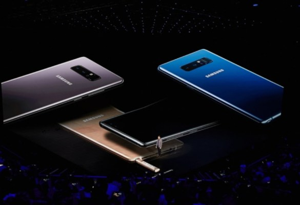 The Samsung Galaxy Note 8 is A Lot Cheaper Now
