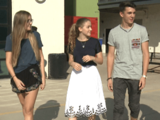 """New fashion trend 'normcore' a hit among Gen Z"" –  helping 12 News get Gen Z fashion"
