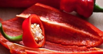 History of Capcisum Getting Healthier