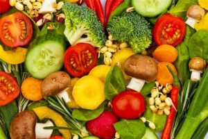 Getting Healthier whole foods