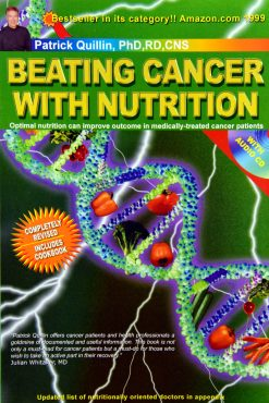 Beating Cancer with Nutrtion