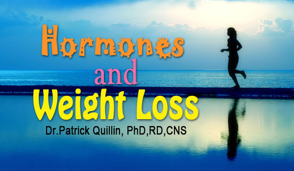 getting healthier with hormones and weight loss