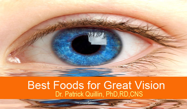 Best Foods for Great Vision