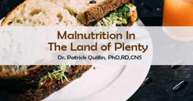 Malnutrition Land of Plenty