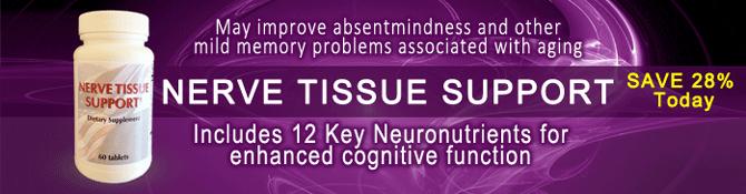 Nerve-Tissue-Support-Brain