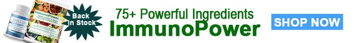 Immunopower cancer supplement