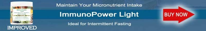 Immunopower Light for Intermittent Fasting