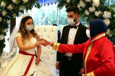 الزفاف في تركيا