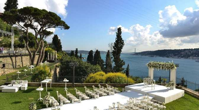 Wedding Venues in Turkey Finding the right wedding venue in Turkey is the most time consuming part of your wedding planning, but this section is here to save you time.