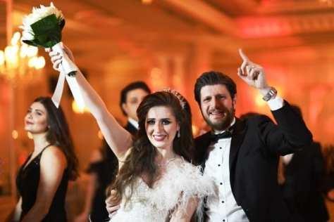 Sedra And Ridvan Wedding In Isatnbul