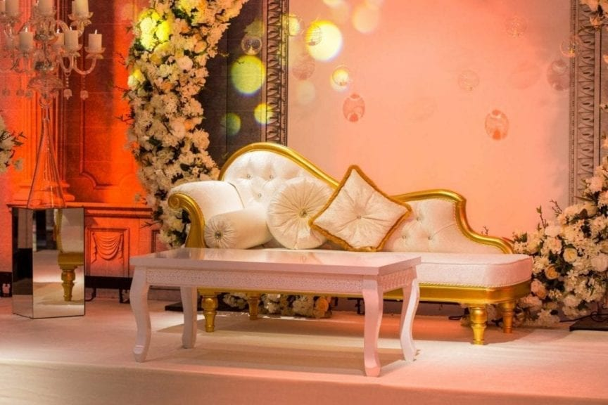 Wedding Decor In Istanbul
