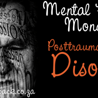 Mental Health Monday ~ Post Traumatic Stress Disorder (PTSD)