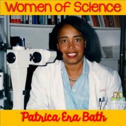Women of Science - Patricia Era Bath - Getting Nerdy