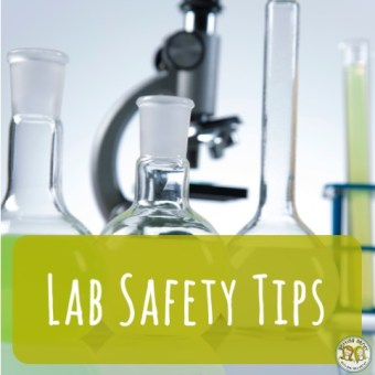 Teacher Tools: Lab Safety Tips
