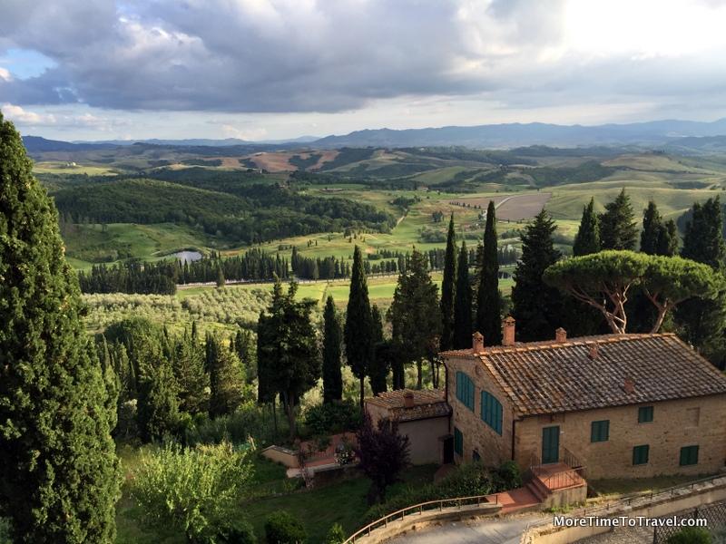 Italy Tuscany Montaione
