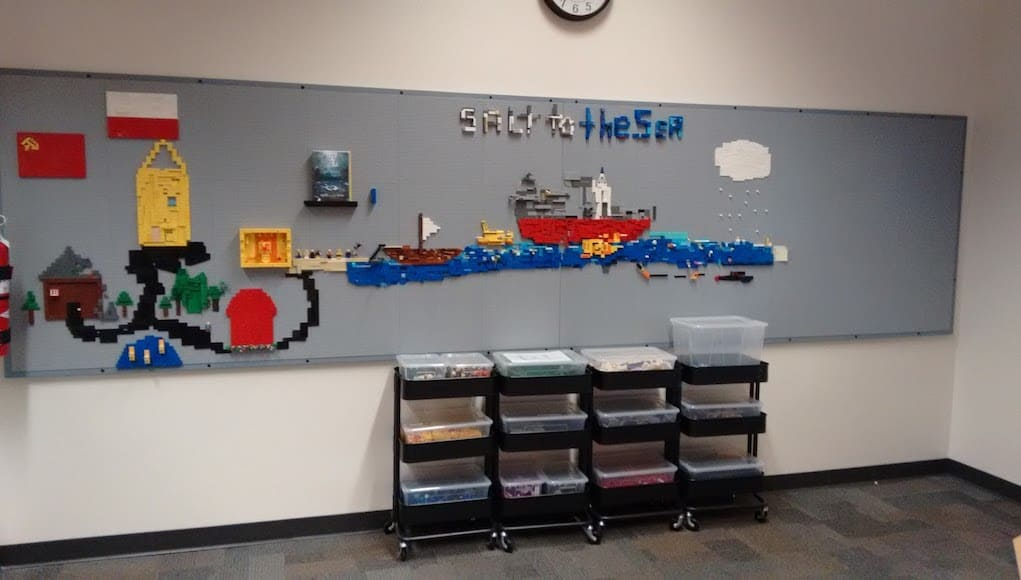 School Library Makerspaces: The Bold, The Brave, And The
