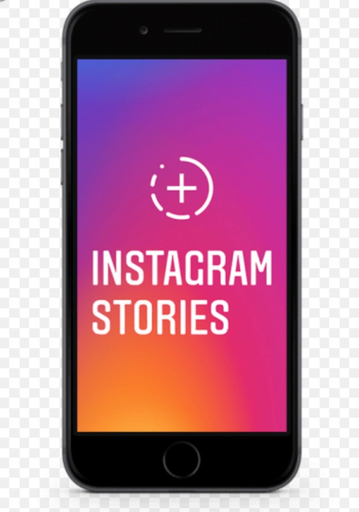 Instagram Stories Part One – back to basics