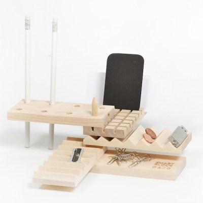 Schreibtischorganisation