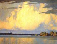 Frank H. Johnson - Serenity Lake of the Woods