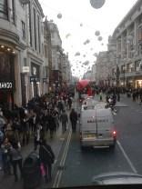 Oxford Street - busy