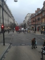 Oxford Street - people