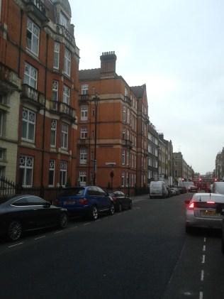York Street - architecture
