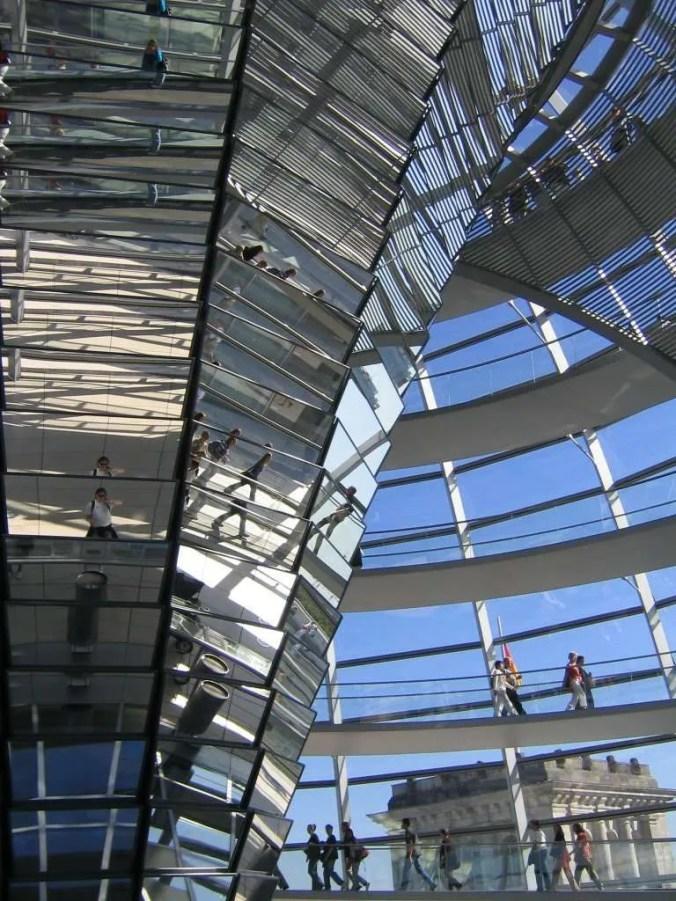 Reichstag selfie