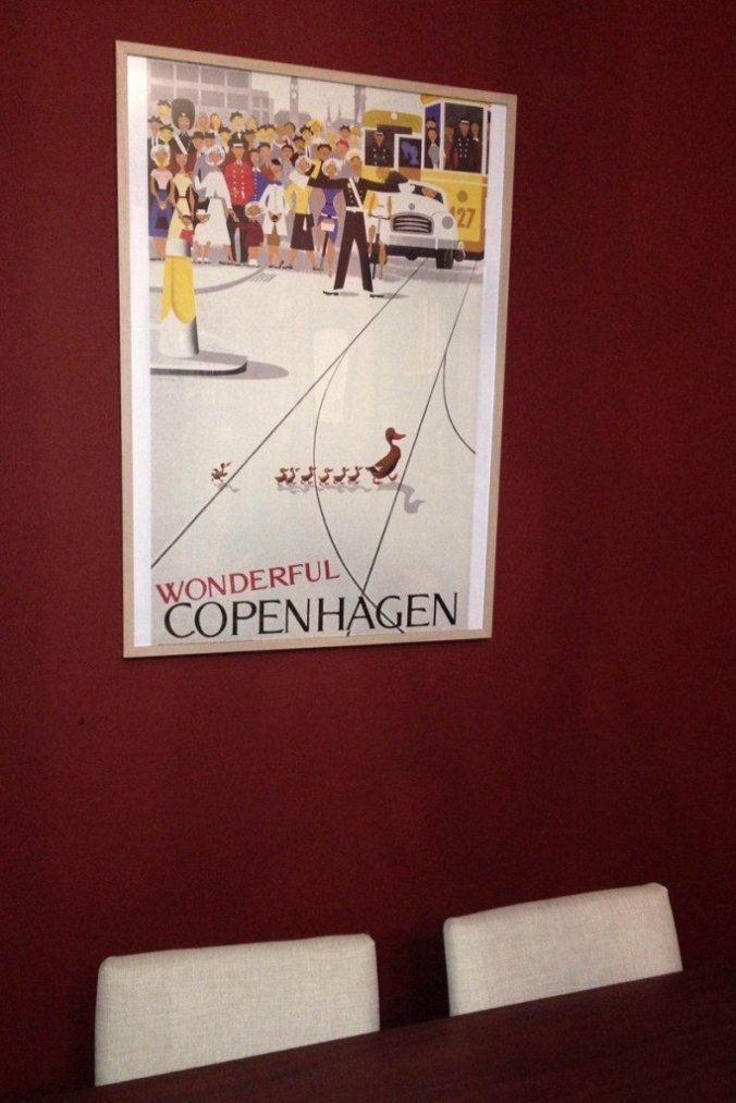 Wonderful Copenhagen poster